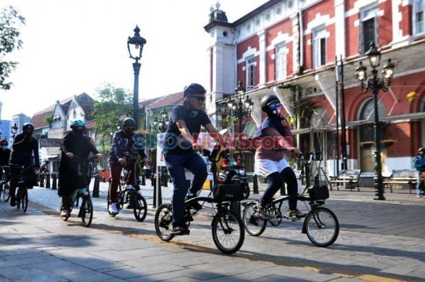 Lewat OVO, Pegowes Kini Mudah Punya Asuransi Sepeda