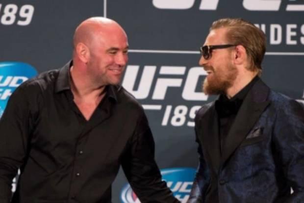 Conor McGregor vs Manny Pacquiao, Bos UFC: Lebih Baik Lawan Khabib!