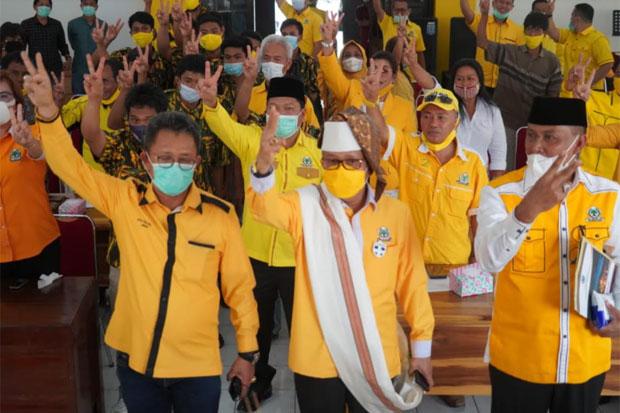 John Rende Siap Tantang Victor Perebutkan Kursi Ketua Golkar Tana Toraja