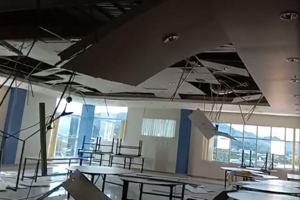 Warga Mamuju Sempat Evakuasi ke StadionsaatGempa Bumi