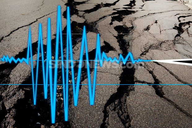 Gempa Bumi 5,9 Magnitudo Guncang Majene, Tak Berpotensi Tsunami