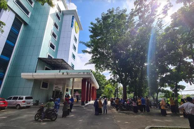 Getaran Gempa Majene Terasa di Barru, Warga Panik Keluar dari Gedung