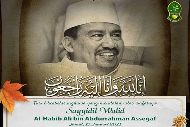 Tengku Zulkarnain Kenang Perjumpaan dengan Habib Ali bin Abdurrahman Assegaf