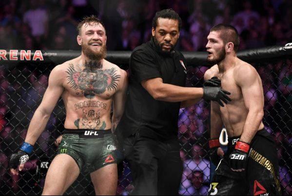 Conor McGregor Hina Khabib Nurmagomedov: Dia Gajah Kecil Gendut!