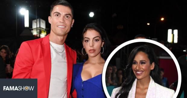 Georgina Panas Waktu Lihat Ronaldo Bersikap Ramah ke Mantan