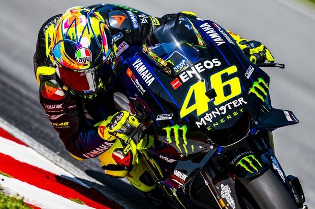 Valentino Rossi Tak Sabar Kolaborasi Bareng Murid di MotoGP 2021