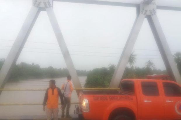 Debit Air Sungai Pappa Meningkat, Bupati Takalar Minta Warga Siaga