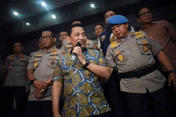 Minta Restu, Calon Kapolri Komjen Listyo Sigit Sambangi Kediaman Tito