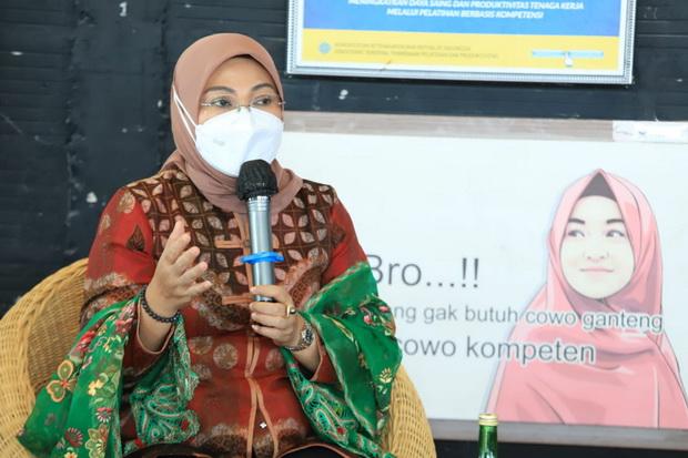 Mutlak! Menaker Ida Beberkan Pentingnya Kehadiran Skill Development Center
