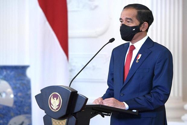 Biar Naik Kelas, Jokowi Minta Pengusaha Kakap Libatkan UMKM