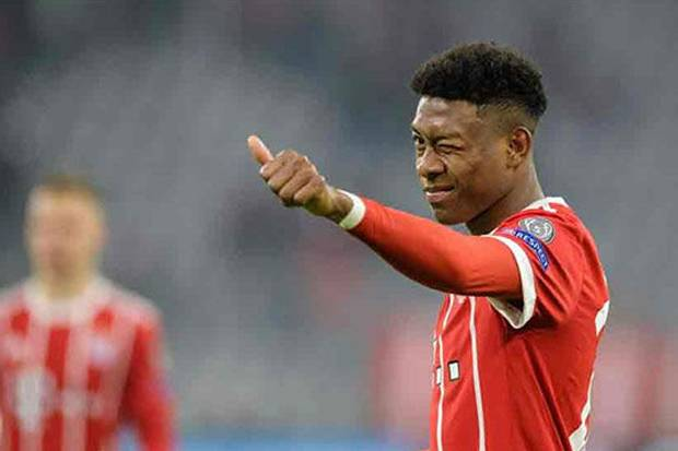 Sah! David Alaba Rekrutan Pertama Real Madrid Musim Depan