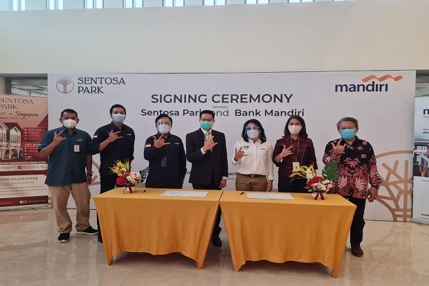 BMRI Sentosa Park Gandeng Bank Mandiri Sediakan KPR Menarik buat...