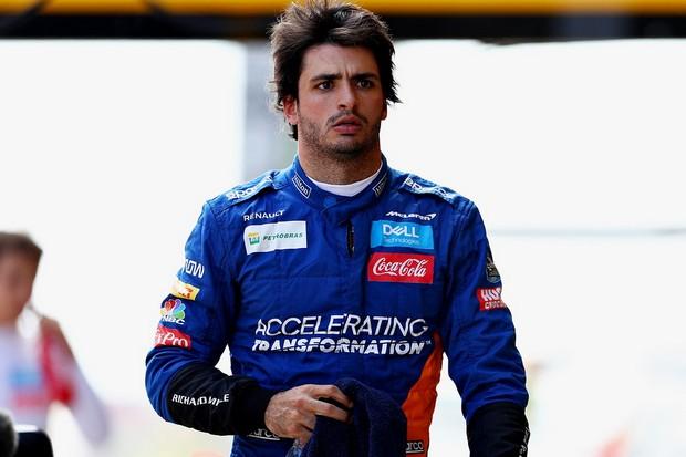 Tatap Debut Bersama Scuderia Ferrari, Sainz Jr Siap Saingi Leclerc pada Seri Awal F1 2021