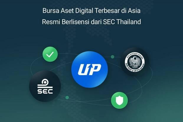 Upbit, Bursa Perdagangan Aset Digital Terbesar di Asia Kini Hadir di Thailand!