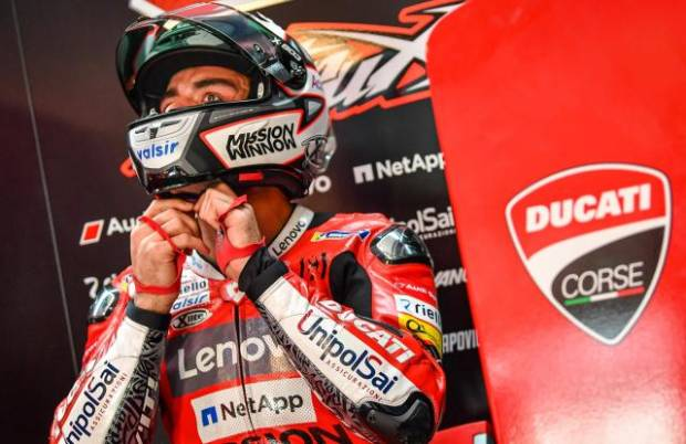 Setelah Dovizioso, Kini Petrucci Beber Kebobrokan Ducati