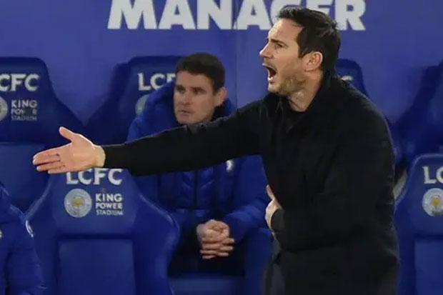 Frank Lampard Tegaskan Bisa Kendalikan Tekanan di Chelsea