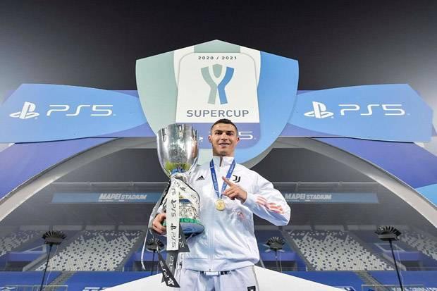 Telikung Josef Bican, Ronaldo Cetak Rekor Pencetak Gol Terbanyak Dunia