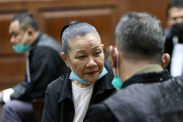 Ajukan Eksepsi, Maria Pauline Lumowa Minta Majelis Hakim Batalkan Dakwaan dan Dibebaskan