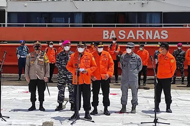 Operasi Dihentikan, Ini Hasil Pencarian Sriwijaya Air SJ-182