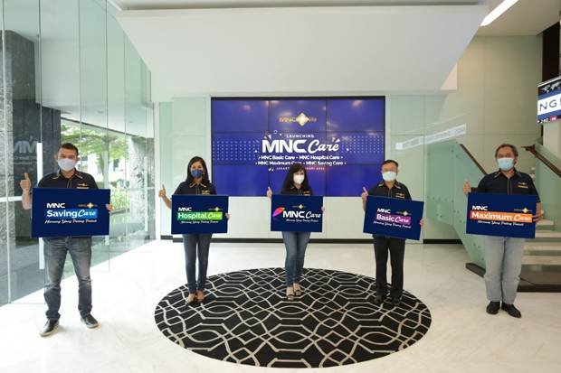 Perlindungan di Masa Pandemi, MNC Life Luncurkan 4 Paket Solusi MNC Care