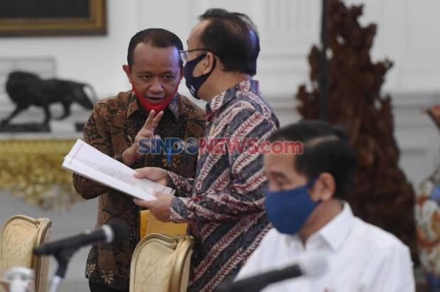 Ngeri! Terungkap Banyak Hantu Berdasi Bikin Investasi Mangkrak Rp708 Triliun