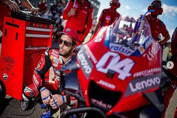 Dovizioso Pamit dari MotoGP, Sampai Bertemu di MotoGP 2022