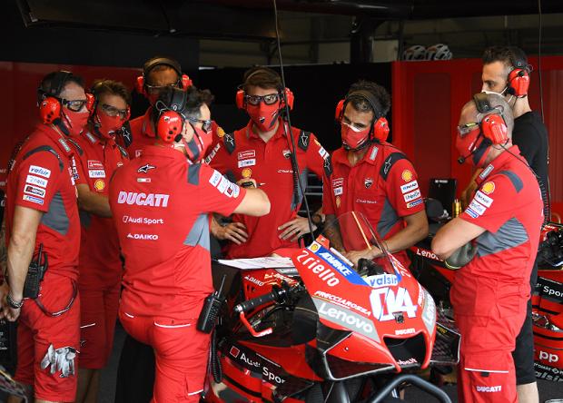 Ducati Perpanjang Kontrak di MotoGP hingga 2026
