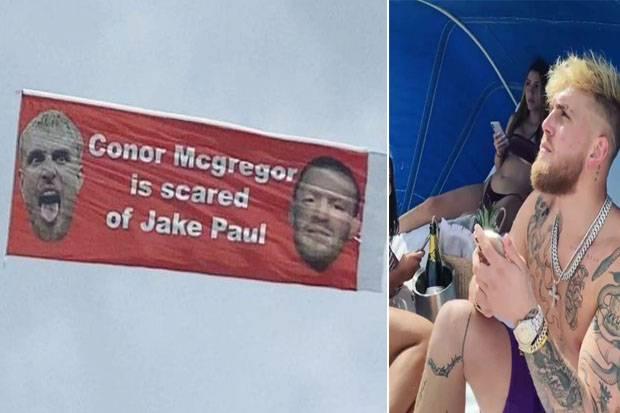 Jake Paul Ejek Conor McGregor Penakut: Dia Pengecut Terbesar di Dunia