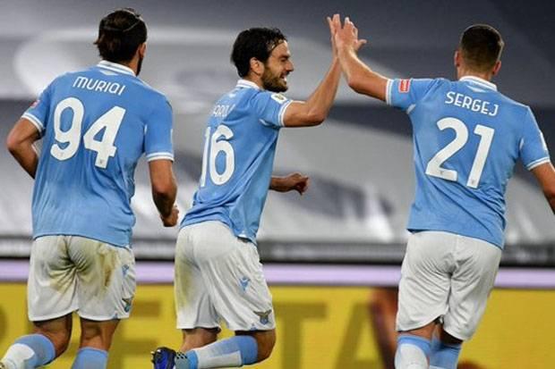 Singkirkan Parma, Lazio Tantang Atalanta di 8 Besar Coppa Italia