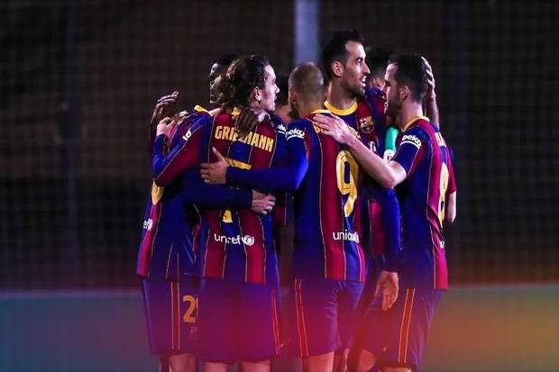 Koeman Naik Pitam Pemain Barcelona Gagal Eksekusi Penalti