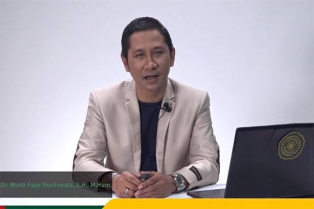 Guru Besar UMY Terpilih sebagai Ketua Komisi Yudisial