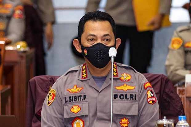 Kapan Komjen Listyo Sigit Prabowo Dilantik Jadi Kapolri? Ini Kata Kompolnas