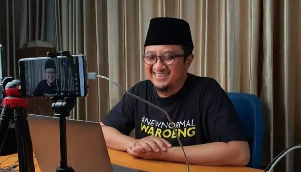 Pengen Jadi Kayak Pak HT, Yusuf Mansur: Yuk, Nabung Saham di MNC Group