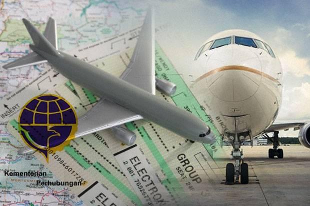 Kemenhub Bekukan Izin Rute Penerbangan Bagi Maskapai Pelanggar Aturan Tarif