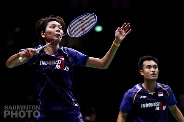 Hasil Thailand Open 2021: Hafiz/Gloria Gagal ke Semifinal