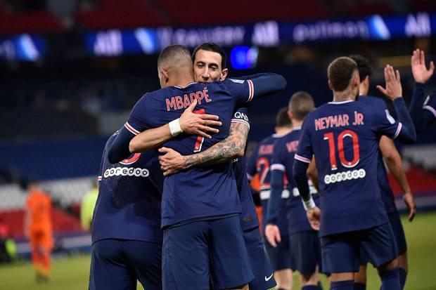 Mbappe Borong Dua Gol, PSG Lumat Montpellier 4-0