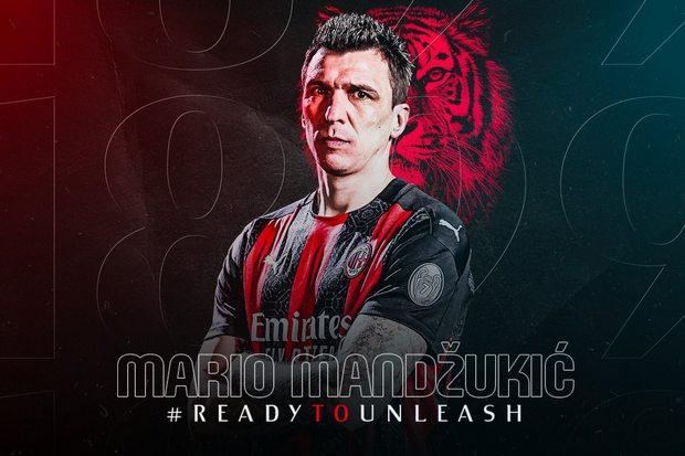 Milan vs Atalanta, Pioli Tak Sabar Saksikan Duet Mandzukic-Ibrahimovic