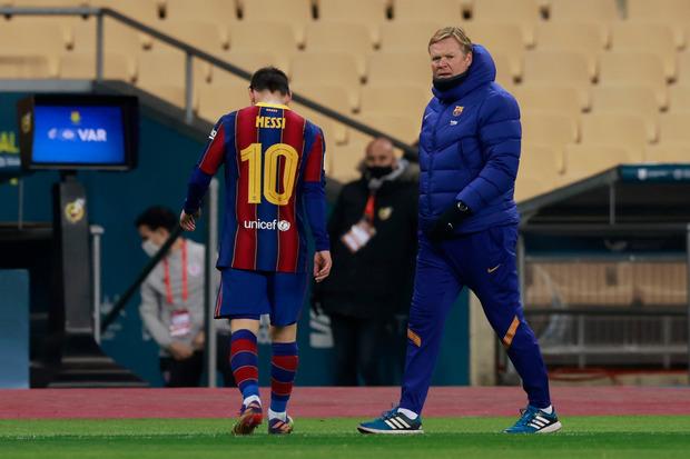 Preview Elche vs Barcelona; Bisa Apa Barca Tanpa Messi?