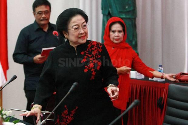 Yasonna Sebut Megawati Petarung Sejati Lawan Ketidakadilan