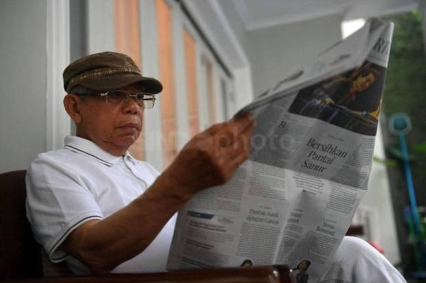 Bank Syariah Indonesia Mau Diresmikan, Ini Harapan Kiai Maruf