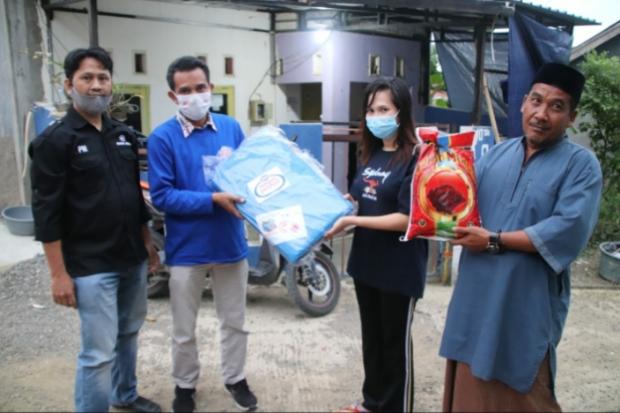 Bosowa Semen Salurkan Bantuan untuk Korban Gempa Bumi di Sulbar