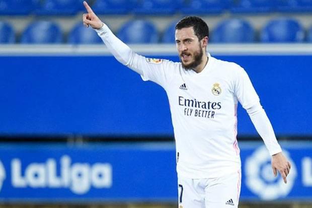 Hazard Cetak Gol, Bettoni: Kami Harus Sabar Meski Kesabaran Sulit Didapat di Madrid