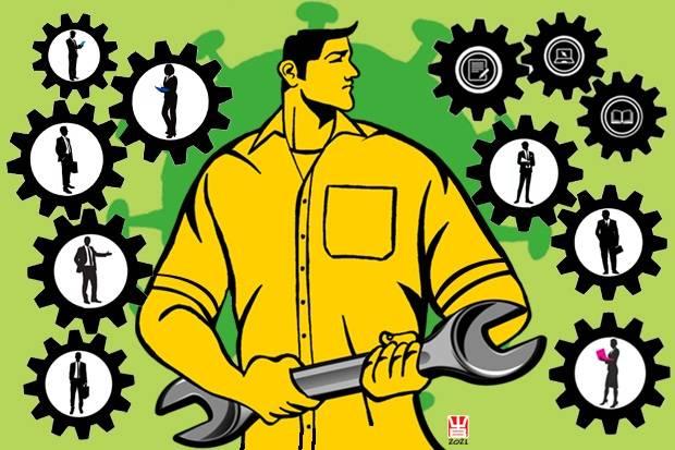 Memanfaatkan Penduduk Produktif di Masa Pandemi
