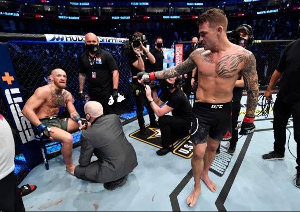 Dustin Poirier KO Conor McGregor, Netizen Shock: Dia Bisa Berjalan?