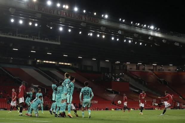 Manchester United Usir Liverpool dari Piala FA