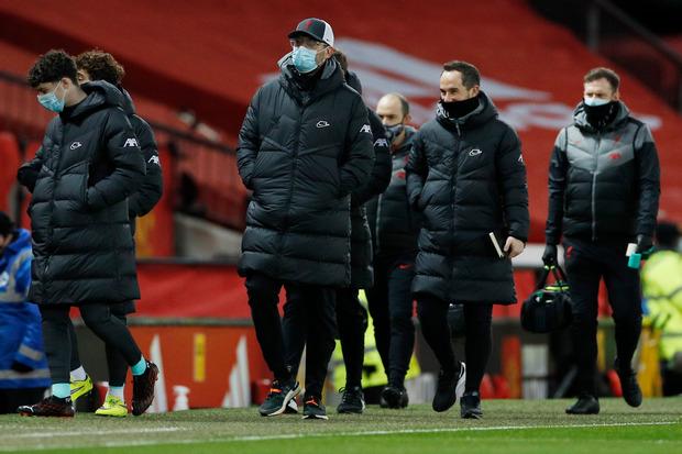Liverpool Masih Labil, Klopp Tegaskan Tidak Ada yang Perlu Dicemaskan