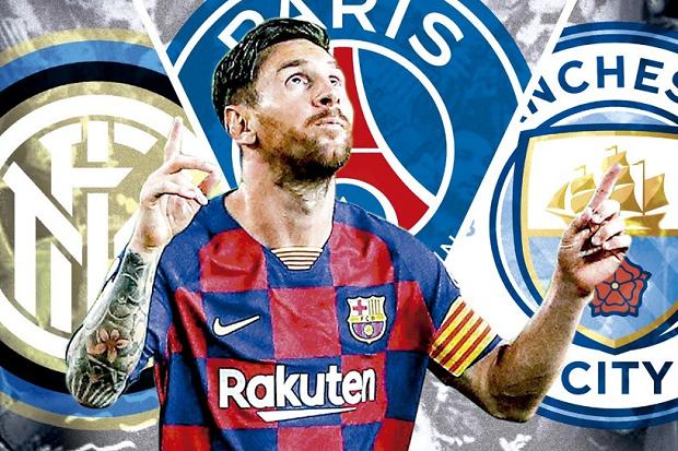 Cara PSG Merayu Lionel Messi Mirip Saat Rayu Neymar Jr
