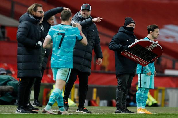 Liverpool Menolak Terus Menjadi Tim Pesakitan
