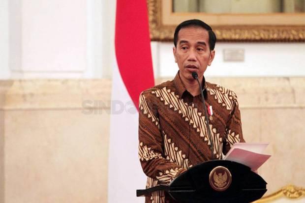Bangun Bank Syariah Terbesar, Jokowi: Kita Persiapkan Diri sebagai Rujukan Global