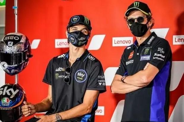 Rossi Ramalkan Kiprah Adik Tirinya di MotoGP 2021, Berikut Penerawangannya